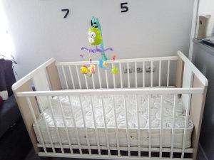 Krevetic za bebu