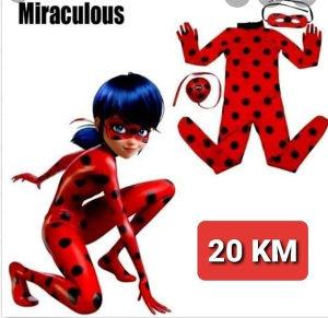 Miracules-Kostim za djevojcice