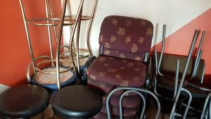 Stolice Sank i obicne