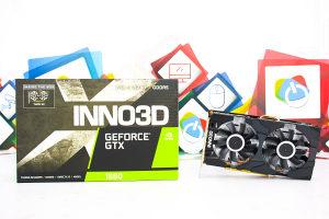Grafička kartica GTX 1660 Twin 6GB INNO3D