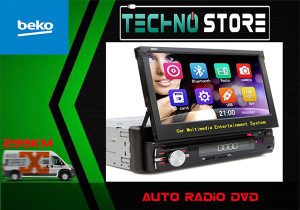 AUTO RADIO DVD,NAVIGACIJA+KAMERA GRATIS