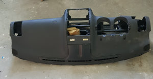 Instrument tabla VW Lupo