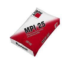Baumit MPI 25 fina malta 1mm