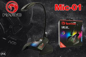 USB POWERED MICROPHONE MARVO MIC-01 MIKROFON