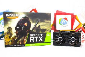 Grafička kartica RTX 2070 Twin X2 8GB INNO3D