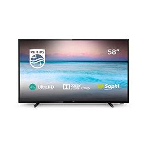TV Philips 58″PUS6504 4K Smart
