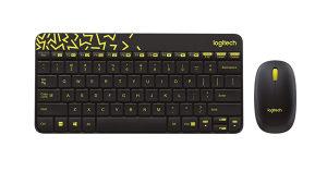 Bežični tastatura/miš set LOGITECH MK240