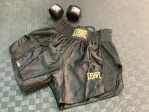 Šorc za kickbox, kikboks ESSENTIAL