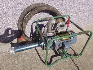 Pumpa za navodnjavanje 4 kW