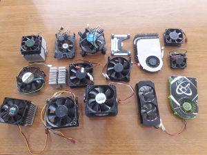 Kuleri za CPU i GPU Razni
