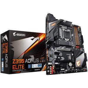 GIGABYTE Main Board Desktop Z390 AORUS ELITE