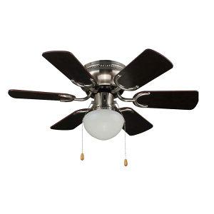 Luster ventilator 6 krakova 76 cm L30  1xE27