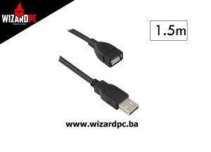 Kabal USB - Produžni 1.5m GIGATECH AF-1.5 (8903)
