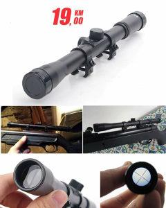 Optika za vazdusnu pusku, optika za malokalibarsku, 11m