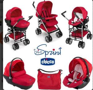 Chicco trio Sprint kolica za bebe 062 95 95 19