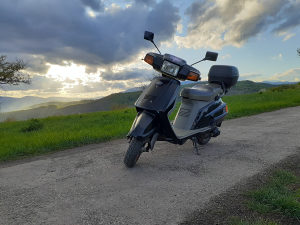Yamaha beluga 125ccm