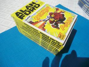 Alan Ford KLASIK lot od 8 stripova
