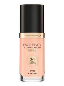 Max Factor Face Finity All Day Fawless,40 light ivory