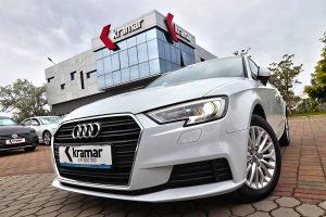 Audi A3 SB 2.0 TDI Sportpaket EXCLUSIVE FACELIFT