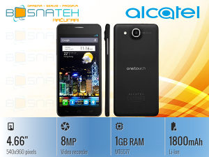 MOBITEL ALCATEL ONE TOUCH 6030X