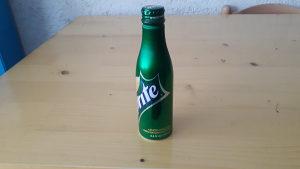 Sprite coca cola aluminijska flasa boca limenka