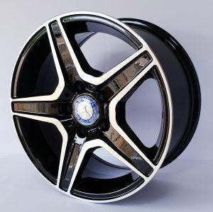 Alu Felge 16 Mercedes 5x112 ET35 66.6 - AUTODOM