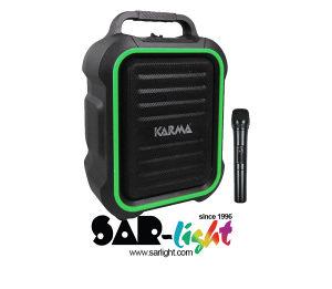 KARMA BM 863RM sa Aktivni zvučnik sa baterijom