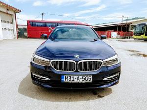 BMW G30 530d xDrive Luxury-line