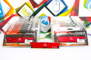 RAM 8GB DDR4 3200MHz TeamGroup Vulcan Z T-Force