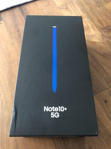 Samsung Galaxy Note 10 Plus 256GB Aura Glow