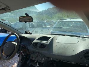 Clio 3 tabla airbag