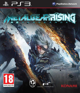 Metal Gear Rising Revengeance (PlayStation 3 - PS3)