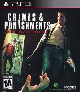 Crimes   Punishments  Sherlock Holmes (PS3)