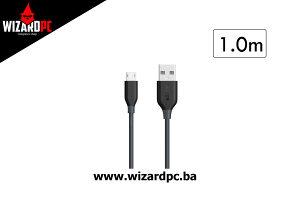 Kabal USB - Micro USB ANKER 3ft Black - 14326 (5788)
