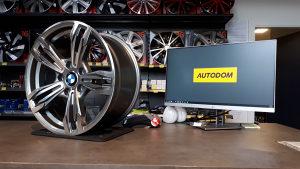 Alu felge BMW 17 8J 5x120 ET 35 - AUTODOM