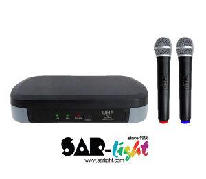 KARMA 7302 Bežični dupli mikrofon