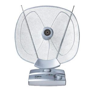 Antena sobna sa pojačalom, UHF/VHF