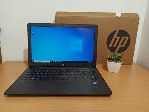 "AKCIJA LAPTOP HP 15.6"" INTEL/128 GB SSD/ 4GB / NOV"