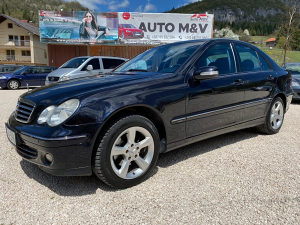 Mercedes-Benz C 200 facelift tip top stanje
