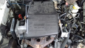 fiat punto motor