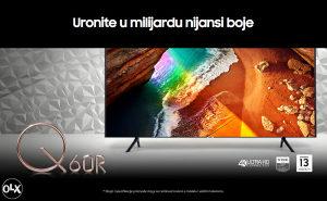 "Samsung 65Q60R 65"" QLED Q60R 4K TV QE65Q60RATXXH Smart"