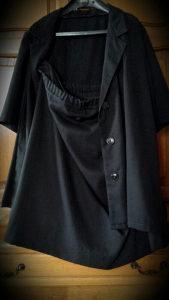 Komplet suknja i bluza