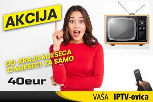 IPTV 12mj. 80KM