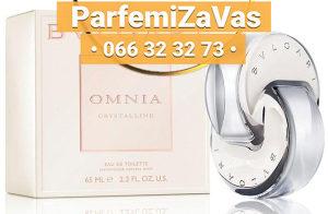 Bvlgari Omnia Crystalline 65ml Ž 65 ml Crystaline