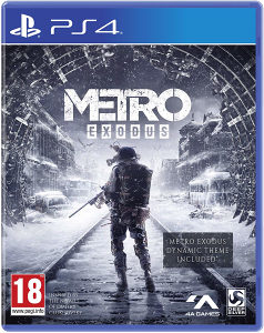 Metro Exodus (PlayStation 4 - PS4)