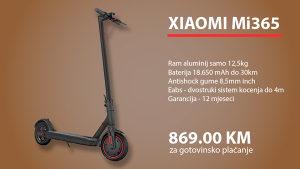 Električni skuter Xiaomi Mi M365