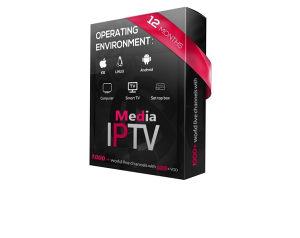 Media IPTV ZAGARANTOVANO BEZ TRZANJA,SJECKANJA SLIKE