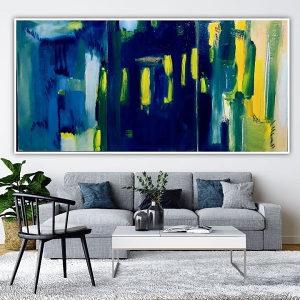 Umjetničke slike, vise motiva, slikanje po narudžbi