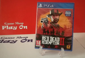 Red Dead Redemption 2 II (PlayStation 4 PS4)