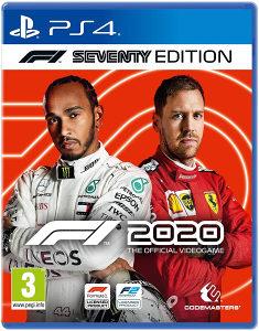 F1 2020 PS4 DIGITALNA IGRA - ODMAH DOSTUPNO